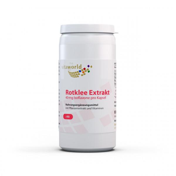 Rotklee Extrakt (90 Kps)