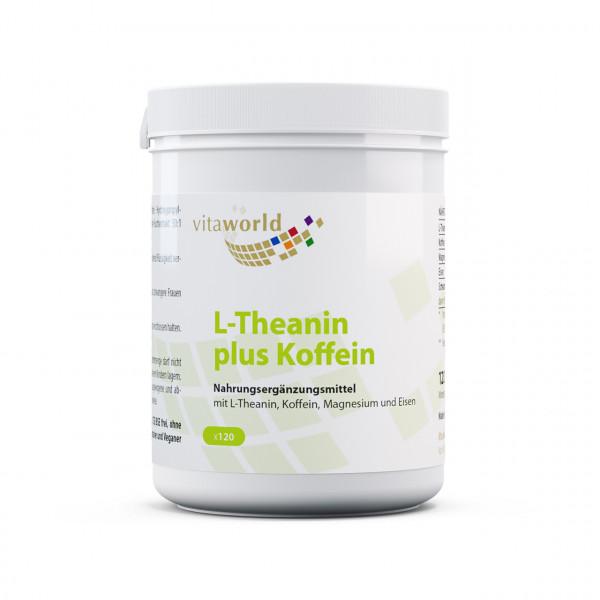 L-Theanin plus Koffein (120 Kps)