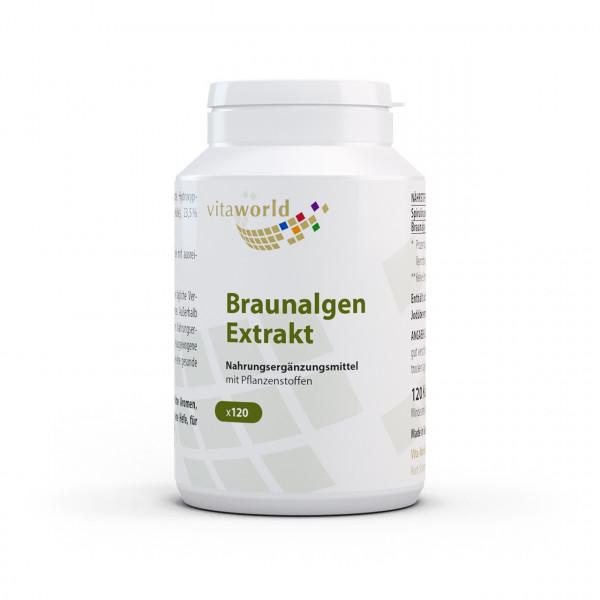 Braunalgen Extrakt (120 Kps)