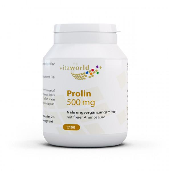 Prolin 500 mg (100 Kps)