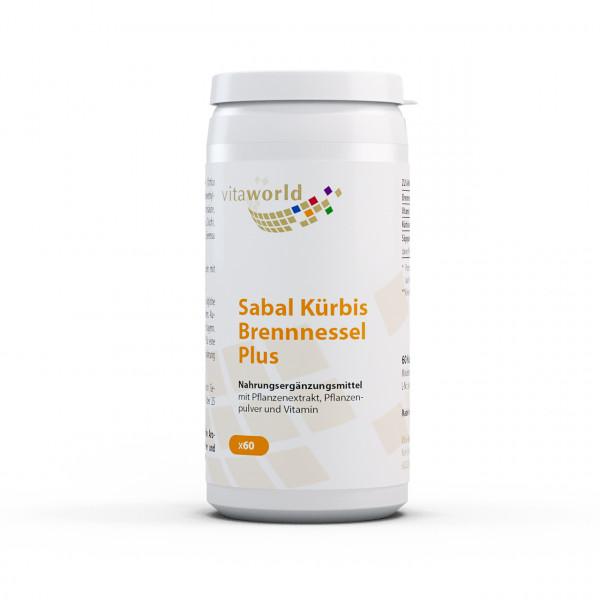Sabal-Kürbis-Brennessel Plus (60 Kps)