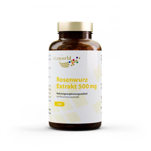 Rosenwurz-Extrakt 500 mg (120 Kps)