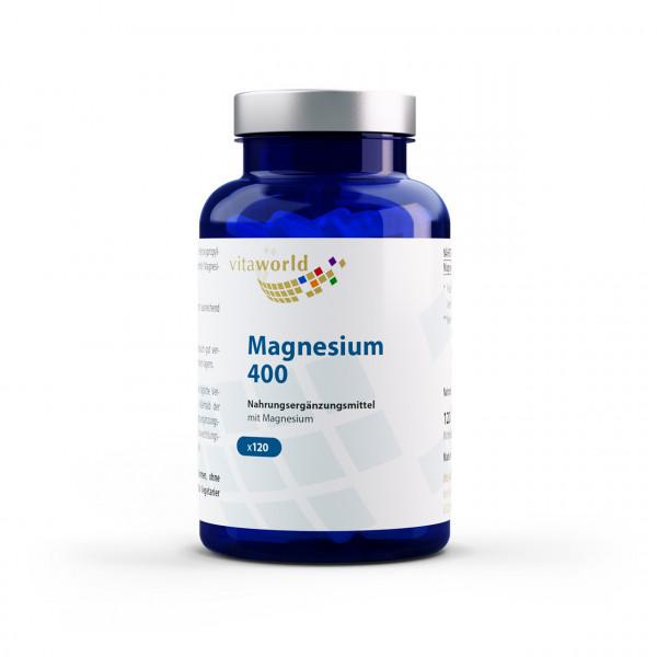 Magnesium 400 (120 Kps)