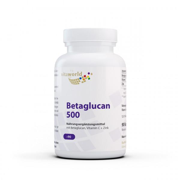 Betaglucan 500 (90 Kps)