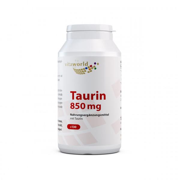 Taurin 850 mg (130 Kps)