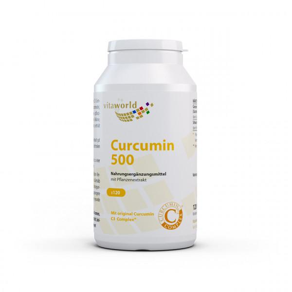 Curcumin 500 (120 Kps)