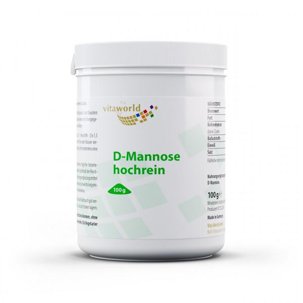 D-Mannose hochrein (100g)