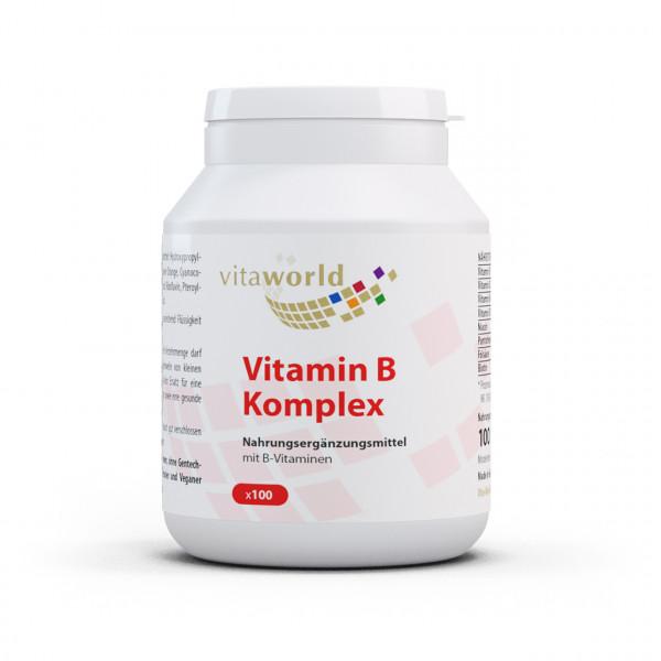 Vitamin B Komplex (100 Kps)