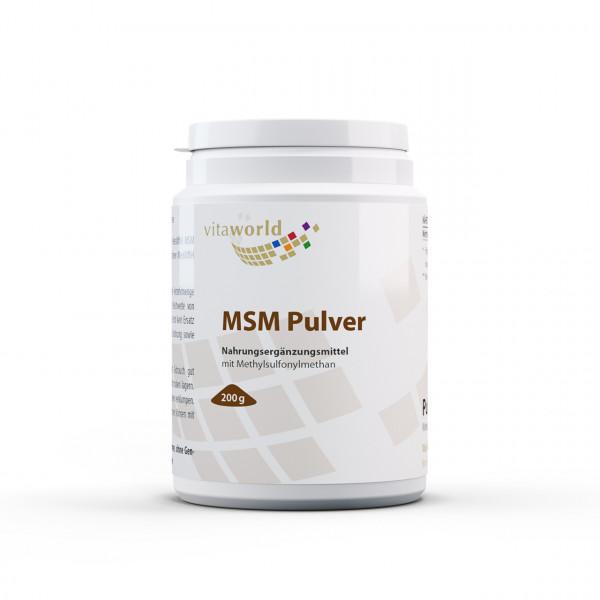 MSM Pulver (200 g)